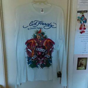 Ed Hardy Long Sleeve Shirt